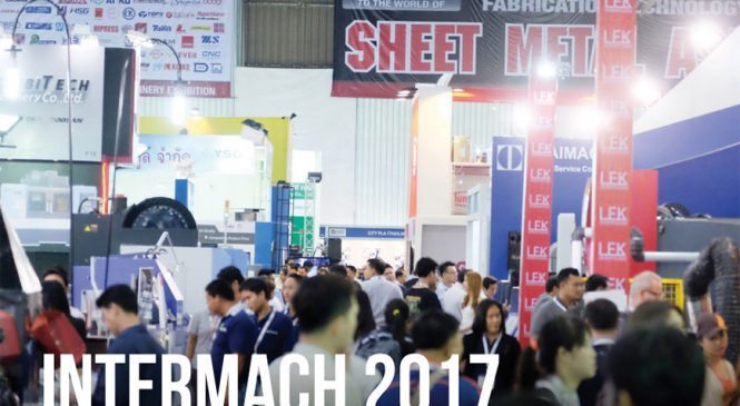INTERMACH 2017 'Advanced Technology – The SMART WAY to Success'