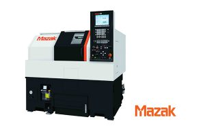 Compact, High-Performance CNC Turning Center