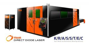 LASER PROCESSING MACHINES
