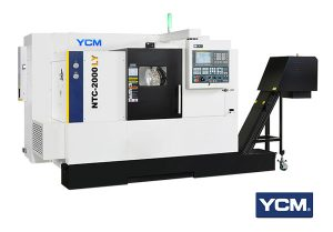 Serie: High Efficiency CNC Turning Center
