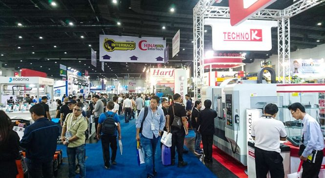 INTERMACH SUBCON & Thailand 2017 – An Overwhelming Success in All Areas!