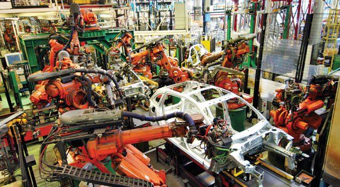 อุตสาหกรรมยานยนต์ 4.0 … ความท้าทายที่ต้องเผชิญ