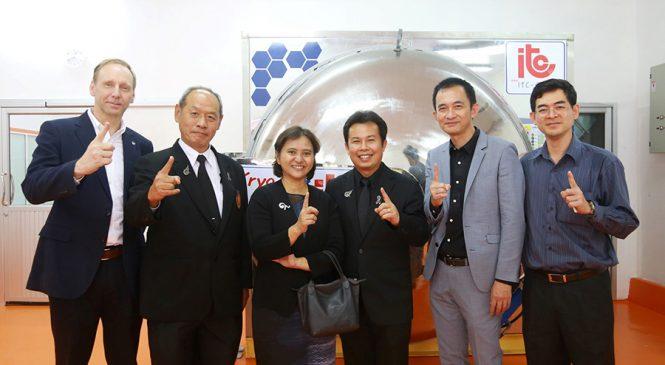 นวัตกรรมเพื่ออาหาร 4.0 หนุนแบรนด์ไทยสู่ตลาดโลก