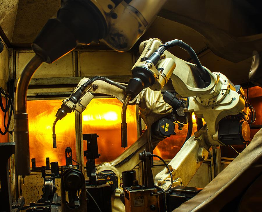 พื้นฐานหุ่นยนต์ในงานอุตสาหกรรม