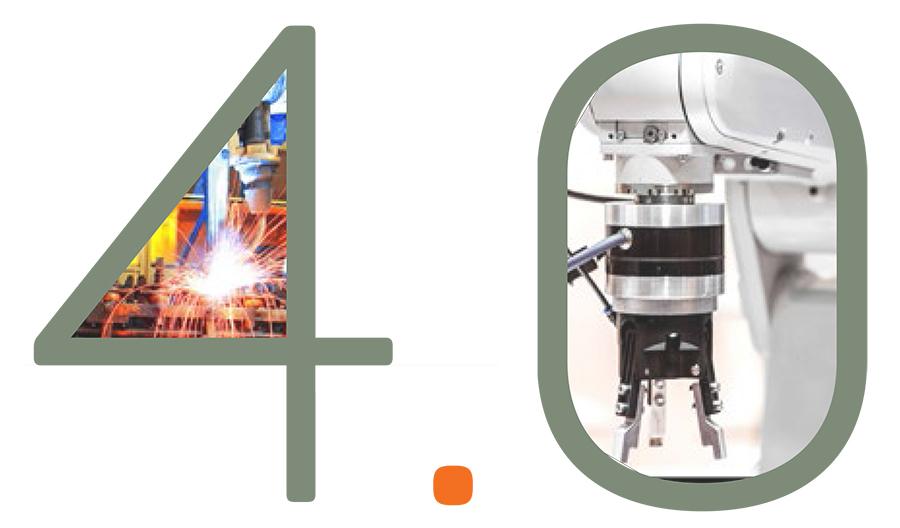 Industry 4.0 - อุตสาหกรรม 4.0