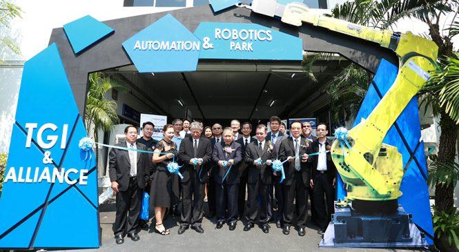 'Evolving to the Industry 4.0' 20 ปี TGI ผลักดันอุตสาหกรรมไทย …วิวัฒนาการสู่อนาคต