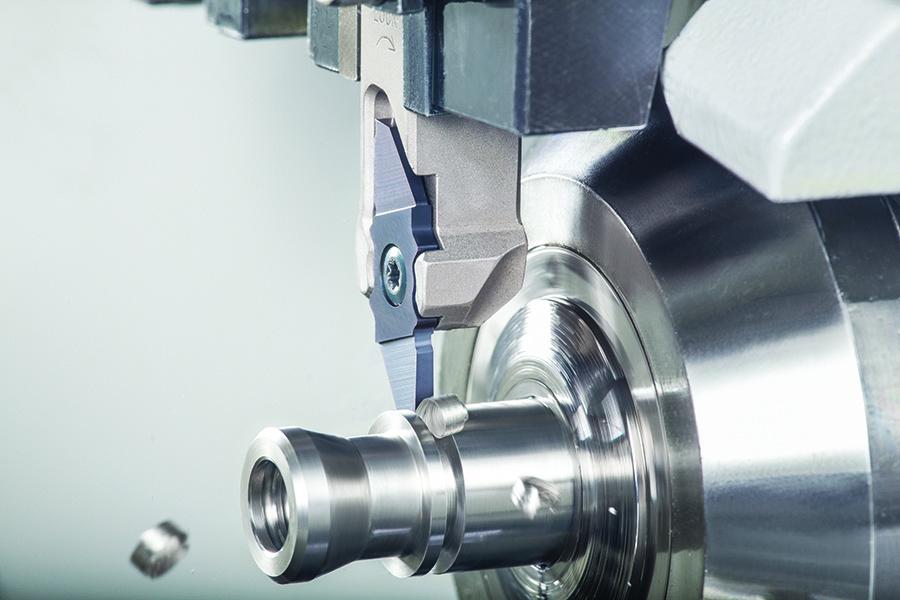 DuoJust-Cut ผลิตภัณฑ์งานตัดชิ้นส่วนขนาดเล็กรุ่นใหม่ที่มีความทนทานสูง