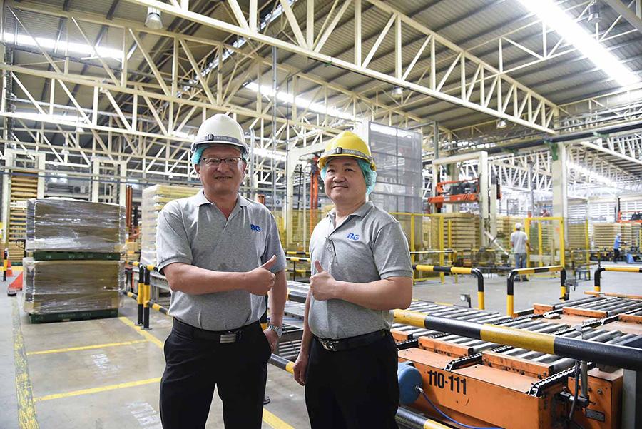 บีจีซี ตอกย้ำศักยภาพผู้ผลิตบรรจุภัณฑ์แก้ว อันดับ 1 ใน อาเซียน