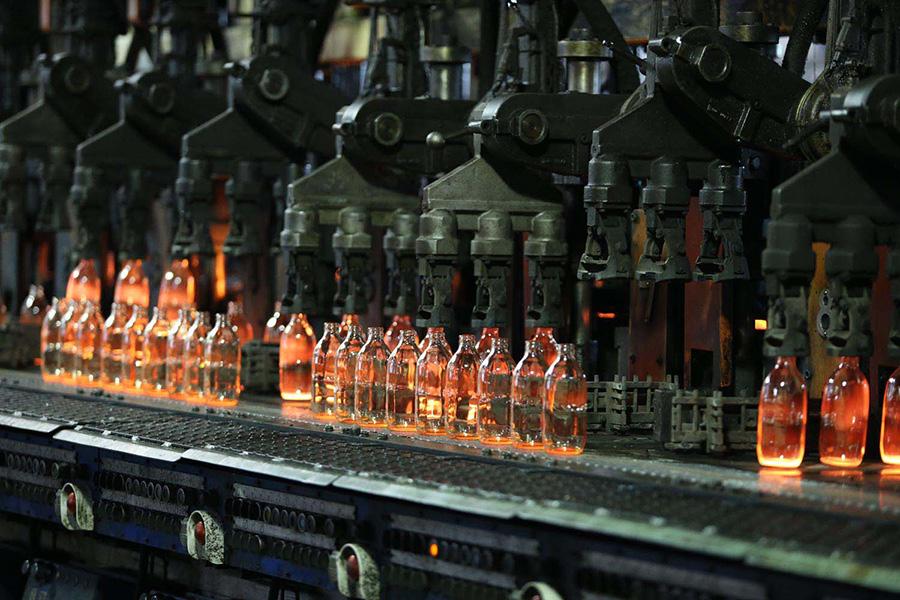 โรงงานผลิตบรรจุภัณฑ์แก้ว