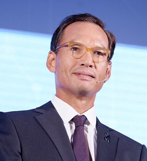 คุณกรณ์ จาติกวณิช ประธานชมรมฟินเทคแห่งประเทศไทย
