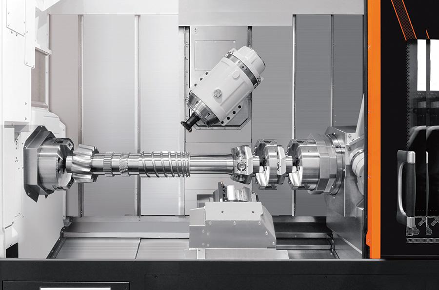 เทคโนโลยี SMOOTH CNC CONTROL ของ MAZAK