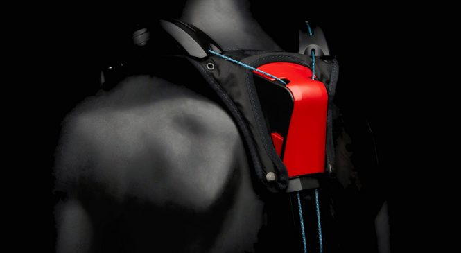ERGOSKELETON เครื่องมือสำหรับปกป้อง กันการบาดเจ็บ สำหรับระดับปฏิบัติการ
