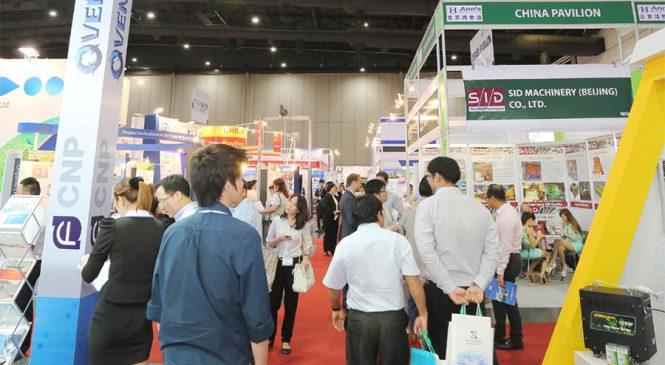 หัวใจของธุรกิจที่ดีปี 2560 PUMPS & VALVES ASIA และ THAI WATER EXPO 2017