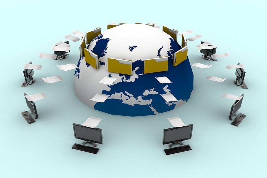 การสำรองข้อมูลองค์กร ป้องกันการสูญเสีย