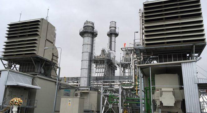 บี.กริม เปิดโรงไฟฟ้าพลังงานความร้อนร่วม BGP (WHA) 1