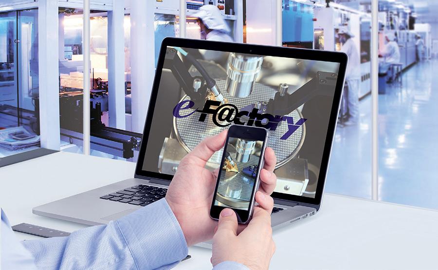 มิตซูบิชิ อีเล็คทริค รับอุตสาหกรรม 4.0 ส่ง e-Factory ชูจุดแข็งโรงงานมองเห็นได้ ลดคอสไลน์การผลิต