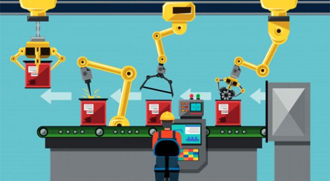 ก้าวสู่ยุคอุตสาหกรรม 4.0 อุตสาหกรรมไทยจะปรับตัวและรับมืออย่างไรดี