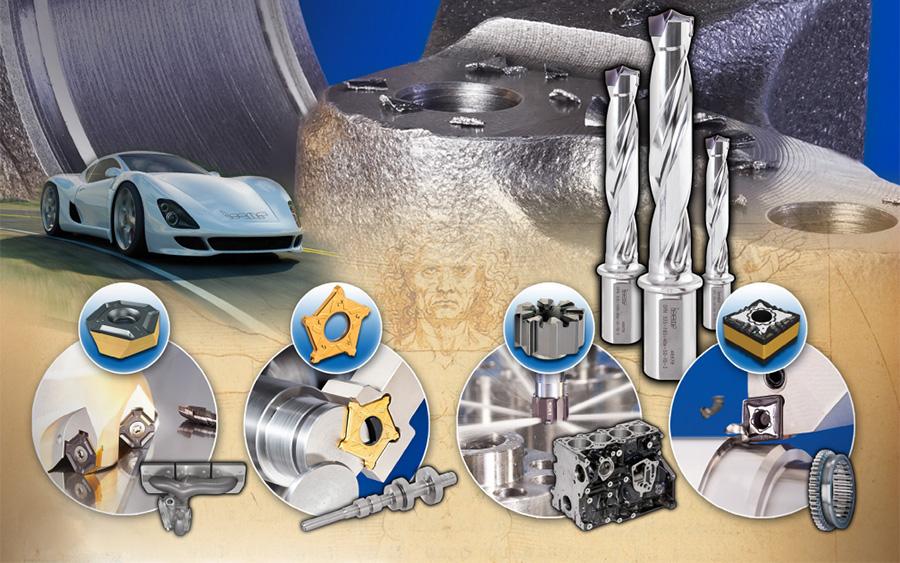 อีสคาร์ (ไทยแลนด์) ผู้นำาเครื่องมือผลิตชิ้นส่วนฯ ออกโปรดักส์ใหม่รับฮับยานยนต์เอเชีย