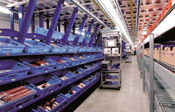 ระบบ Satellite Storage System จะทำให้ปริมาณความจุของคลังสินค้าที่มีอยู่ภายในบริเวณพื้นที่ที่กำหนดไว้เพิ่มขึ้นหลายเท่า