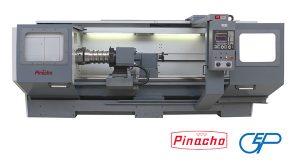 PINACHO Heavy Duty CNC Lathe