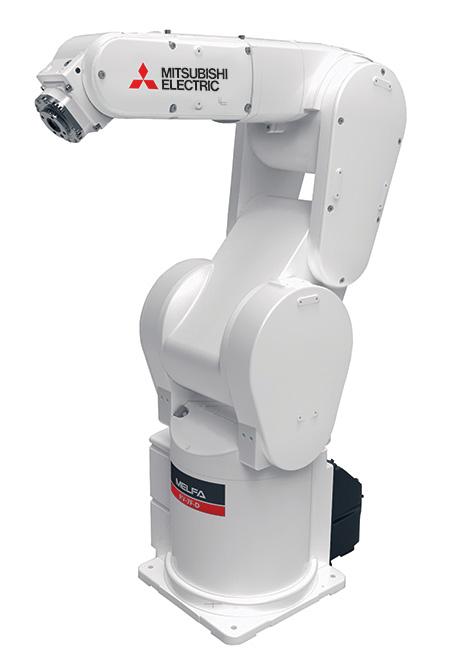 หุ่นยนต์อุตสาหกรรม Mitsubishi