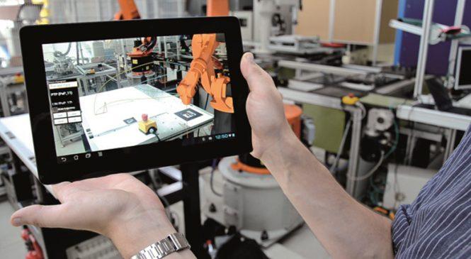 การโปรแกรมหุ่นยนต์ด้วยวิธีการแบบเป็นธรรมชาติ โดยใช้อุปกรณ์แบบเคลื่อนที่ได้ (Mobile End Devices)