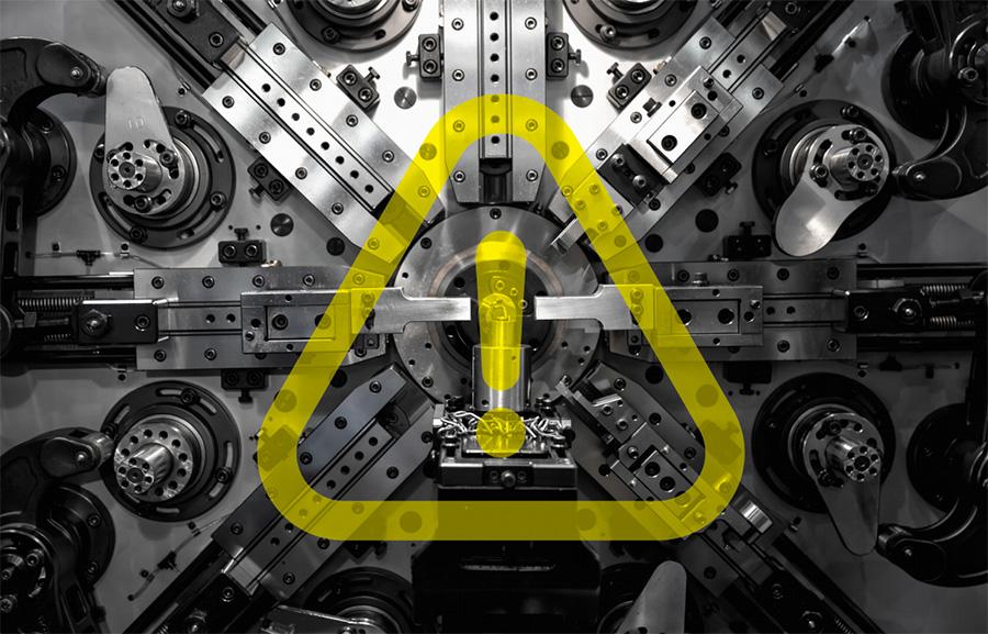Method to Zero Machine Failure วิธีลดปัญหาเครื่องจักรขัดข้องเป็นศูนย์