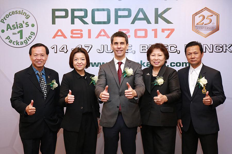 โพรแพ็ค เอเชีย 2017 งานแสดงสินค้าอุตสาหกรรมระดับนานาชาติ