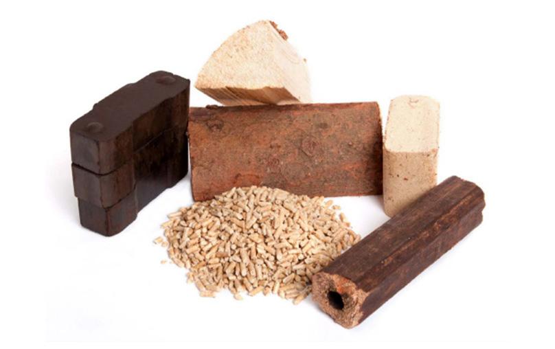 เชื้อเพลิงชีวมวลอัดเม็ด หรือ Wood Pellets