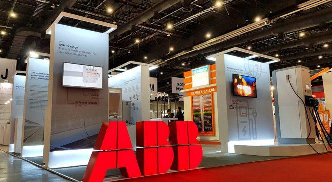 ABB ร่วมโชว์นวัตกรรมและเทคโนโลยีประหยัดพลังงานในงาน ASEAN Sustainable Energy Week 2017