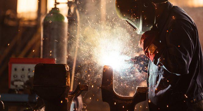 Electric welding ความรู้สู่ปฏิบัติการ งานเชื่อมไฟฟ้า