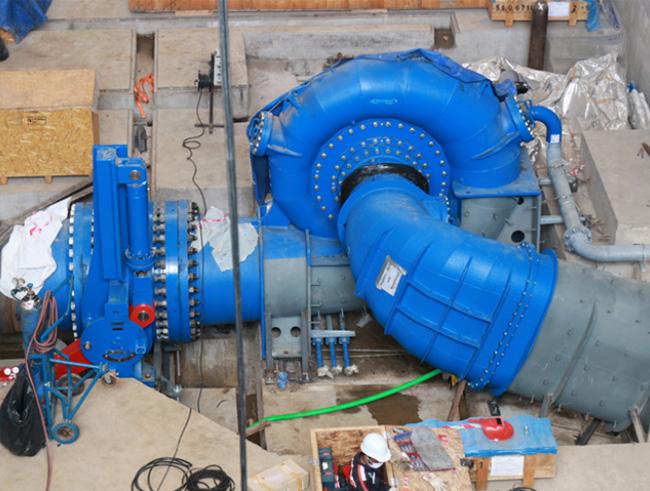 เซน้ำน้อย 2 และเซกะตำ 1 โรงไฟฟ้าพลังน้ำ... แบบไหลผ่าน ณ สปป.ลาว