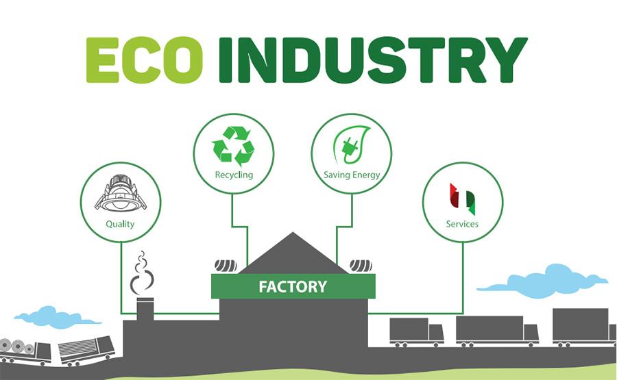ECO INDUSTRY อุตสาหกรรมยุคใหม่ ต้องสมดุลเศรษฐกิจและสังคมอย่างยั่งยืน