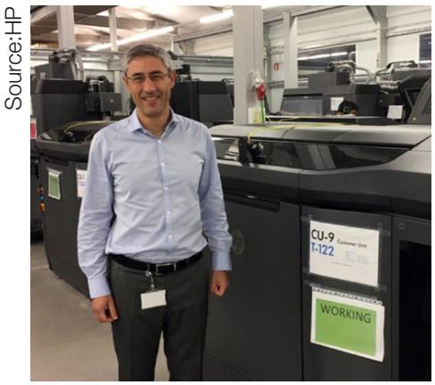 เครื่องพิมพ์ HP Jet Fusion ตอบโจทย์ของการปรับแต่งตามความต้องการ