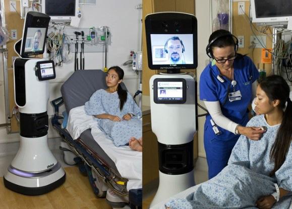 การใช้งานหุ่นยนต์ IRobot Built an Emerging