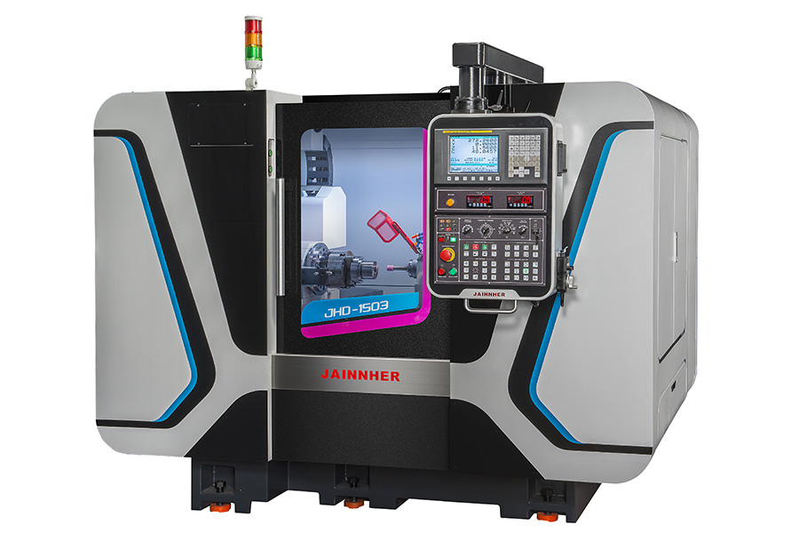 Jainnher Machine ผู้ผลิตเครื่องจักรจากประเทศไต้หวัน