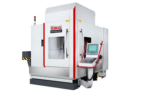 Kao Fong Machinery ผู้ผลิตเครื่องจักร CNC Milling Machine จากไต้หวัน