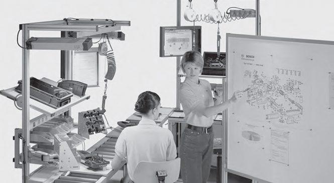 เพิ่มประสิทธิภาพการผลิต ในวิถี WORKER ด้วย LEAN 9 ขั้นตอน