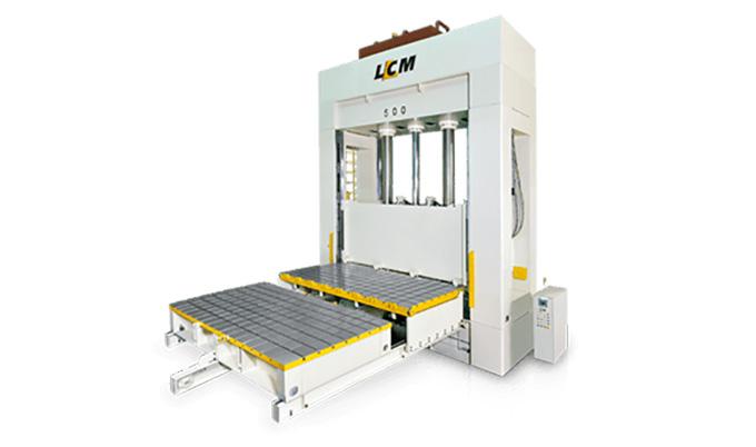 Lien Chieh Machinery ผู้ผลิตเครื่องกดอัดไฮโดรลิก จากประเทศไต้หวัน