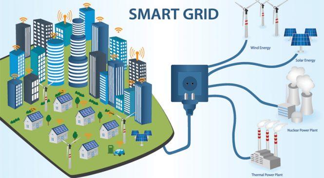 ระบบโครงข่ายไฟฟ้าอัจฉริยะ (Smart Grid)