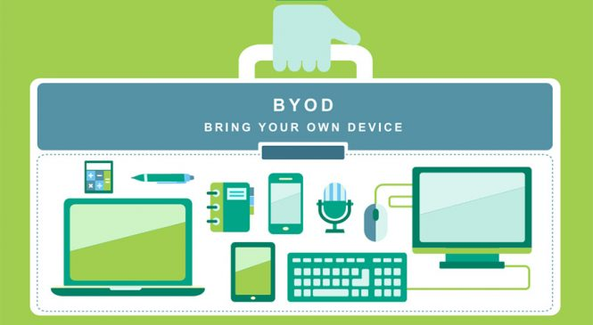 CYOD อีกหนึ่งแนวคิด เพื่อนำมาเติมเต็มนโยบาย BYOD