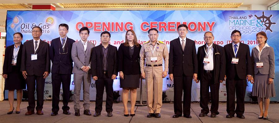 เตรียมตัวให้พร้อม แล้วมาพบกัน Oil&Gas Thailand (OGET) 2017
