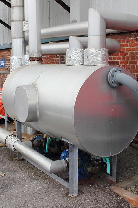การนำ Condensate มาใช้ในโรงงานอุตสาหกรรม