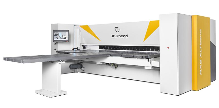 เครื่องพับโลหะแผ่น XLTbend Folding Machines