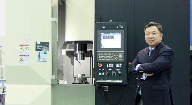 มากิโนเปิดตัวเครื่องกัด 5 แกนในงานเมทัลเล็กซ์ เร็วกว่าด้วยความแม่นยำสูงสุด ตอบโจทย์ทุกอุตสาหกรรม