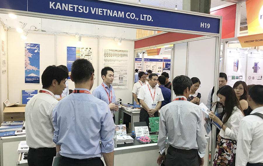 ตามติด NEPCON VIETNAM 2017 ตามติดเทคโนโลยีการผลิตในเวียดนาม