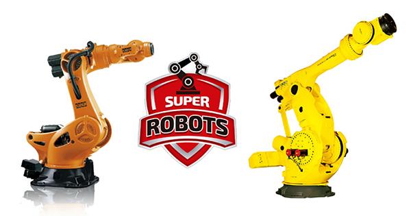 Super Robots