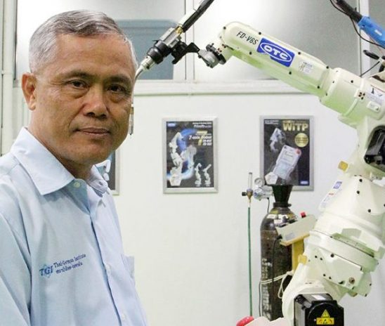 TGI จัดทำมาตรฐานอาชีพ และคุณวุฒิวิชาชีพ สาขาวิชาชีพแมคคาทรอนิกส์ สาขาคลัสเตอร์หุ่นยนต์… สำเร็จ พร้อมประกาศใช้