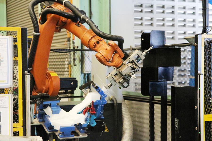 ไทยซัมมิทกรุ๊ป เพิ่มหุ่นยนต์ สนับสนุนกระบวนการผลิต รองรับอุตสาหกรรม 4.0