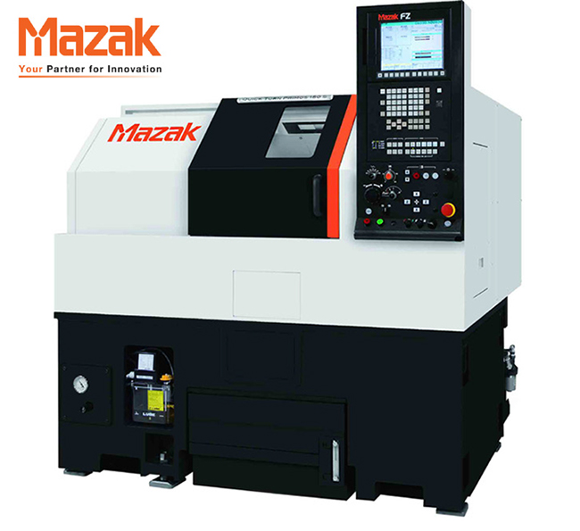 MAZAK's CNC Turning Center